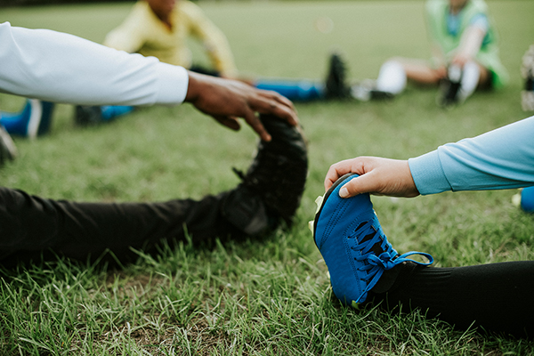 Soul Mama Yoga Football Yoga Soccer Yoga